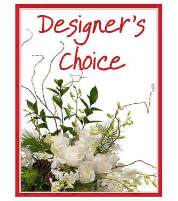 Designer's Choice (Picture is not the actual Arrangement)
