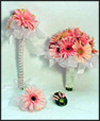 Fresh Gerbera Wedding Package(Click picture for details)
